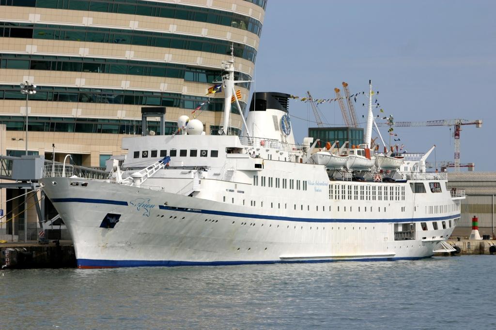 Merchantships Info Classic International Cruises Arion