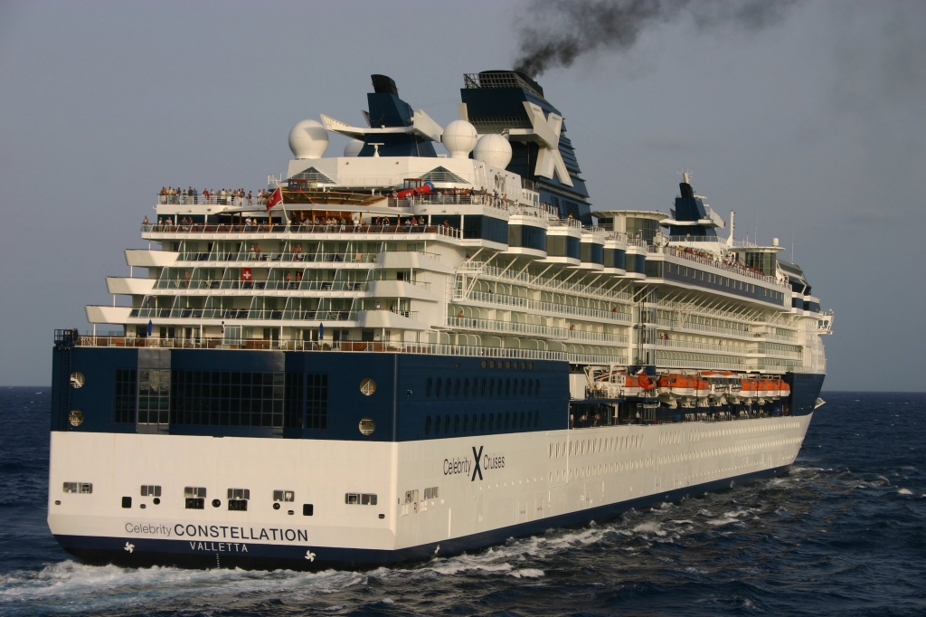 merchantships     celebrity cruises celebrity constellation